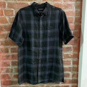All Saints Yorkville Short Sleeve Shirt | S